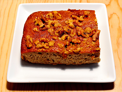 Banana Nut Protein Bread (Loaf)